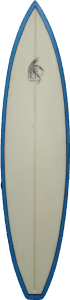 6ft5inblue board